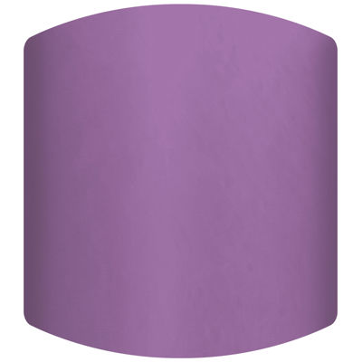 Violet Drum Lamp Shade