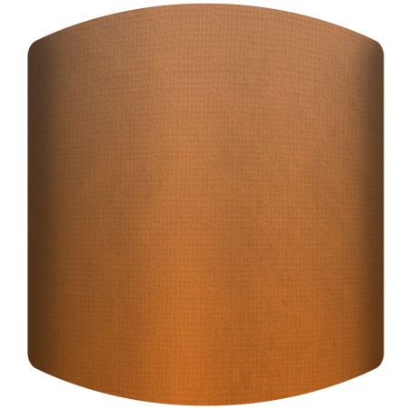 Coral drum lamp shade jcpenney dark orange drum lamp shade aloadofball Choice Image
