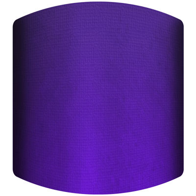 Indigo Drum Lamp Shade