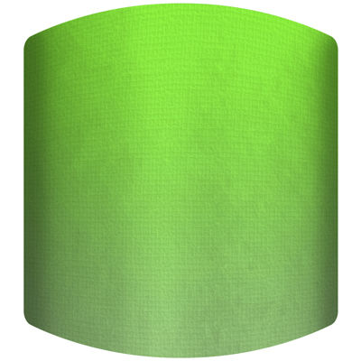 Lime Green Drum Lamp Shade