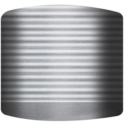 Horizontal Stripes Drum Lamp Shade