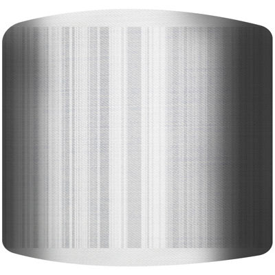 Vertical Stripes II Drum Lamp Shade