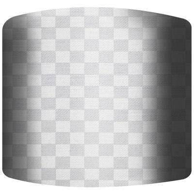 Checkered Drum Lamp Shade