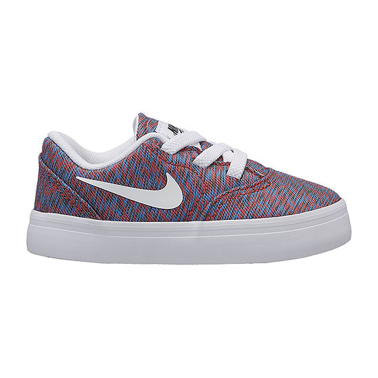 Nike SB Check Girls Skate Shoes - Toddler