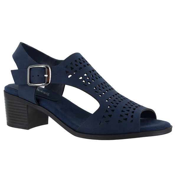Easy Street Clarity Womens Mules