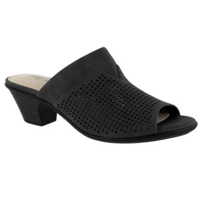 Easy Street Posh Womens Slip-On Shoes