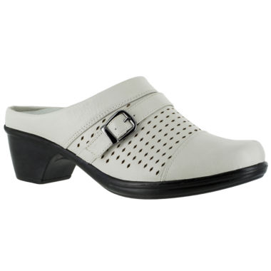 Easy Street Cleveland Womens Slip-On Shoes-Narrow