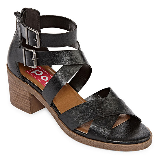 d8f54d4d27ae Pop Nicole Womens Wedge Sandals - JCPenney