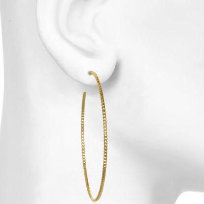 Mixit 57mm Hoop Earrings