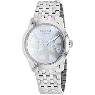 Roberto Bianci Womens Blue Bracelet Watch-Rb18582