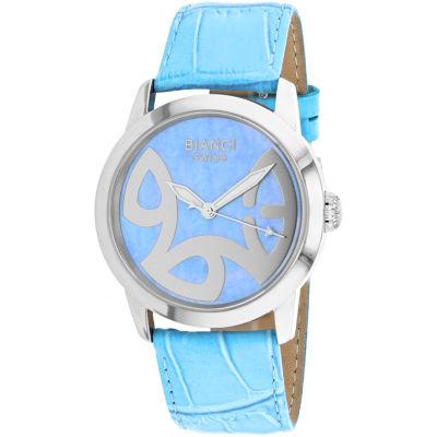 Roberto Bianci Womens Blue Bracelet Watch-Rb18585
