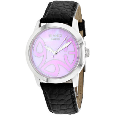 Roberto Bianci Womens Black Bracelet Watch-Rb18587