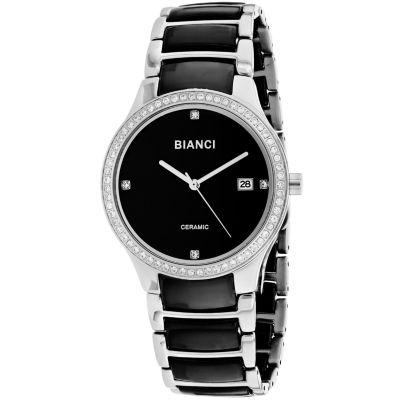 Roberto Bianci Womens Two Tone Bracelet Watch-Rb2940