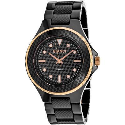 Roberto Bianci Womens Black Bracelet Watch-Rb2800