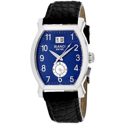 Roberto Bianci Womens Black Bracelet Watch-Rb18630