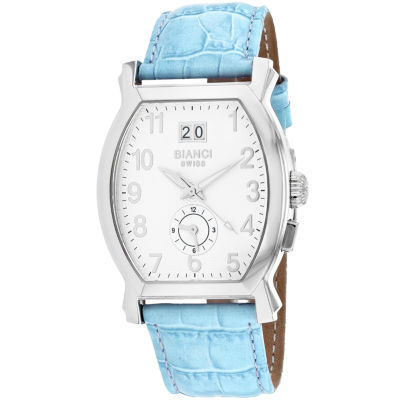Roberto Bianci Womens Blue Bracelet Watch-Rb18635