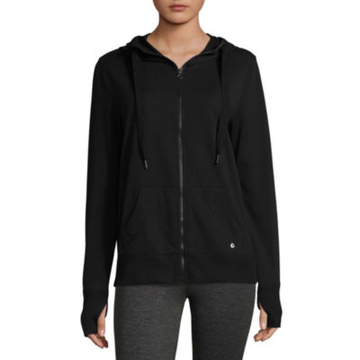 Xersion Studio Full Zip Hoodie - Tall