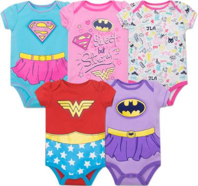 Justice League Bodysuit - Baby