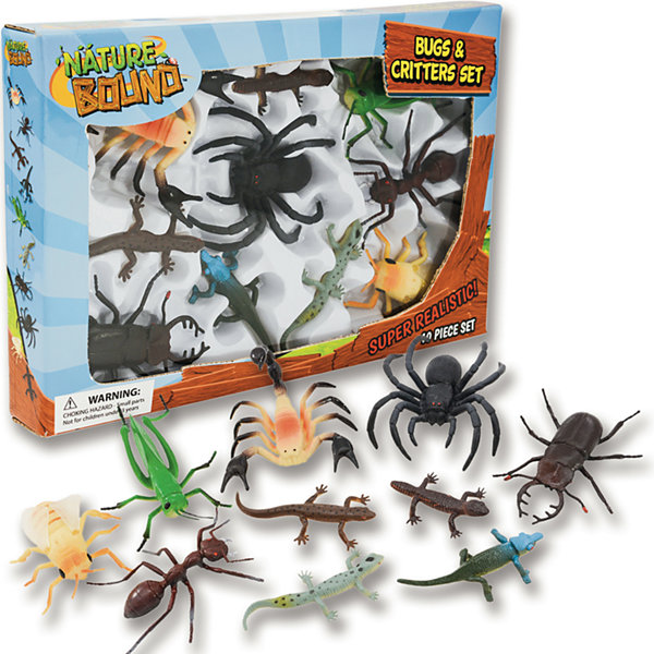 Bug & Critter Discovery Toy