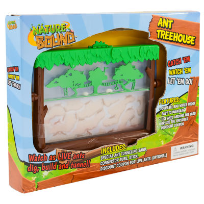 Ant Treehouse Discovery Toy