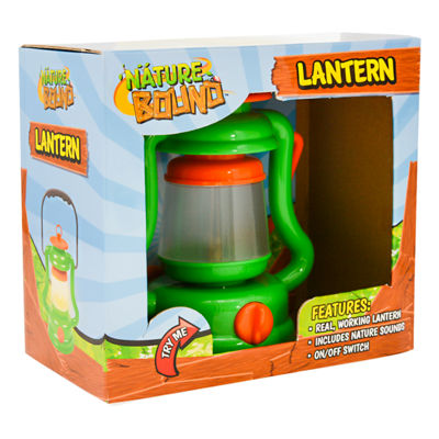 Nature Bound Lantern- Light 'N Sound