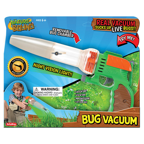 Bug Vacuum Discovery Toy