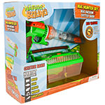 Bug Catcher Vacuum With Light Up Critter Habitat Case For Backyard Exploration