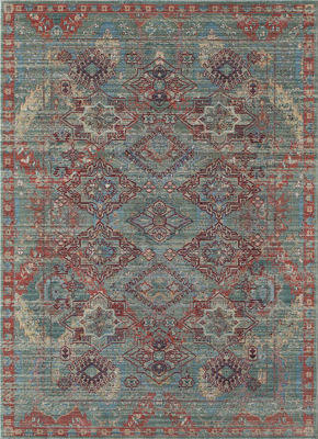 Rugs America Asteria Multi Abstract Rug