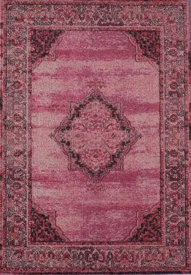 Rugs America Beverly Raspberry Orental Rug