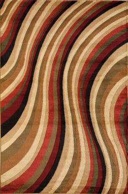 Rugs America Capri Soho Geometric Rug