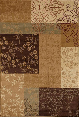 Rugs America Capri Spencer Geometric Rug
