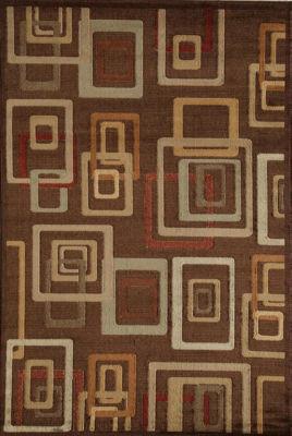 Rugs America Capri Brandy Geometric Rug