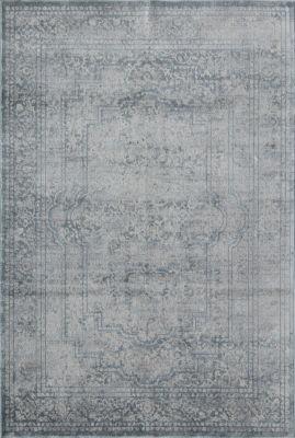 Rugs America Wilshire Shades Of Blue Oriental Rug