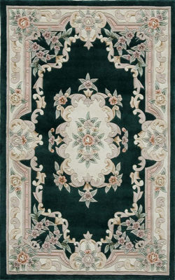 Rugs America New Aubusson Oriental Rug
