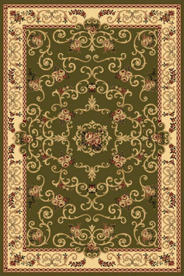 Rugs America New Vision Souvanerie Floral Rug