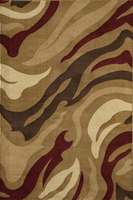 Rugs America Torino Jungle Rug