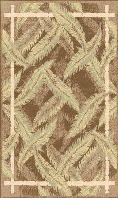 Rugs America Tropics Floral Rug
