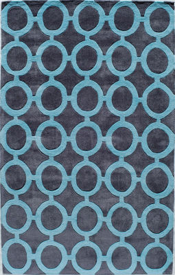 Rugs America Jourdan Geometric Rug