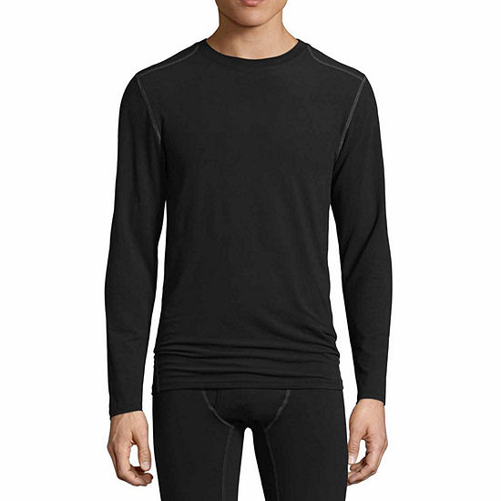 Fruit Of The Loom Premium Performance Crew Neck Long Sleeve Thermal Shirt
