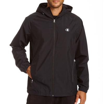 Champion Hooded Raincoat