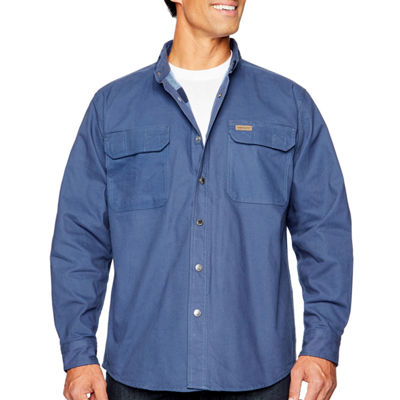 Smith Workwear Long Sleeve Flannel Shirt