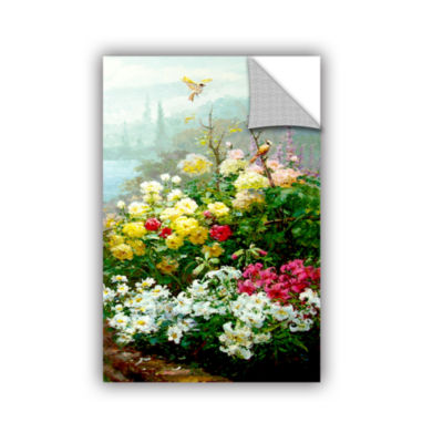 Brushstone Rachel's Garden II Removable Wall Decal