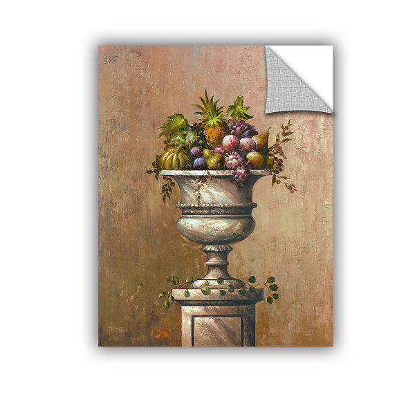 Brushstone Fruitful Endeavor I Removable Wall Decal