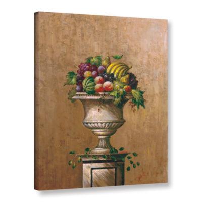 Brushstone Fruitful Endeavor II Gallery Wrapped Canvas Wall Art