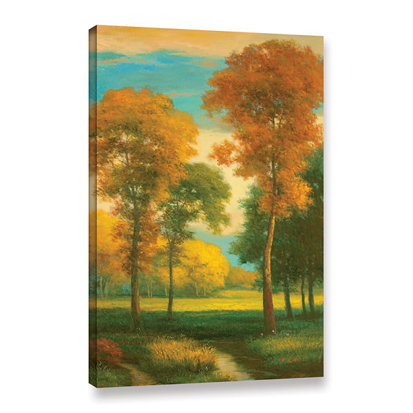 Brushstone Pastoral Gallery Wrapped Canvas Wall Art