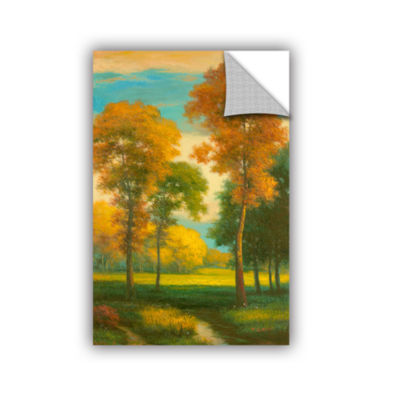 Brushstone Pastoral Removable Wall Decal