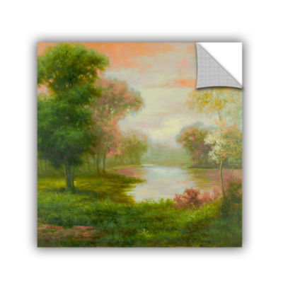 Brushstone Pierre's Twilight Removable Wall Decal