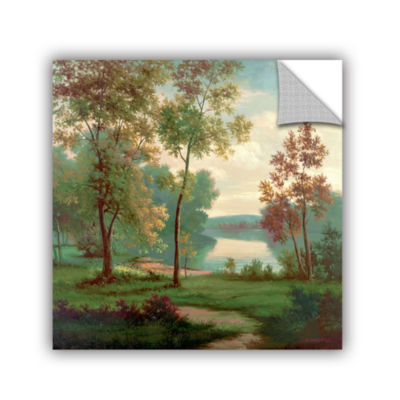 Brushstone Tranquility II Removable Wall Decal