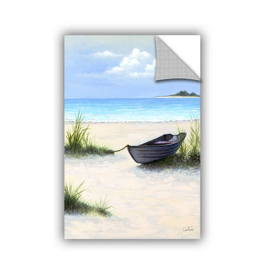 Brushstone North Point Beach Removable Wall Decal