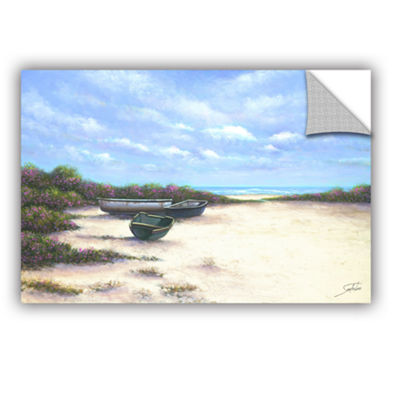 Brushstone West Wind Beach Removable Wall Decal